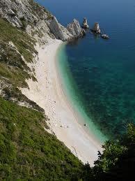 Parco del Conero - Un panorama mozzafiato dal sapore quasi esotico sulle coste dell'Adriatico!