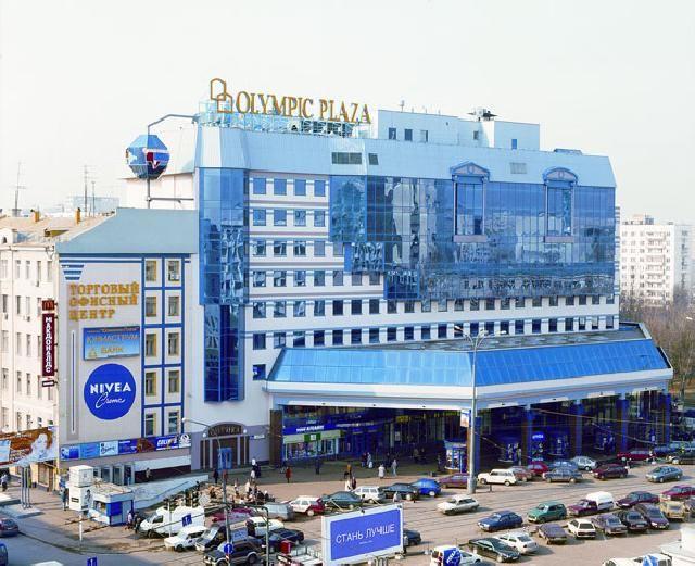 Олимпик Плаза, Проспект Мира