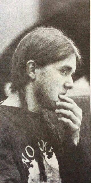 Varg Vikernes at trial.