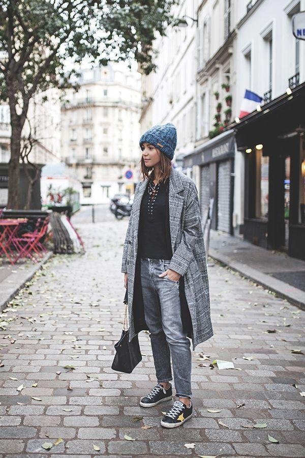 Zoe Alalouch / Autumn outfit