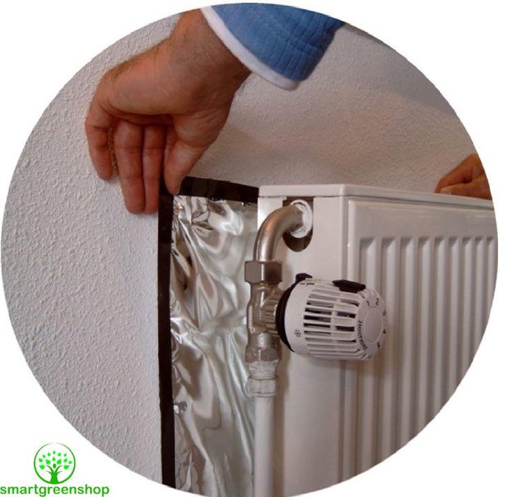 EcoSavers Easy Fit Radiator Foil 5 mtr