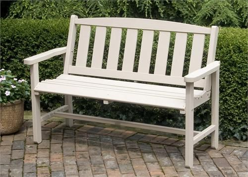 Nice Simple Garden Bench Made From Kiln Dried Southern