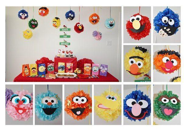 HappyPoms. Идеи оформления тематических вечеринок и детских праздников