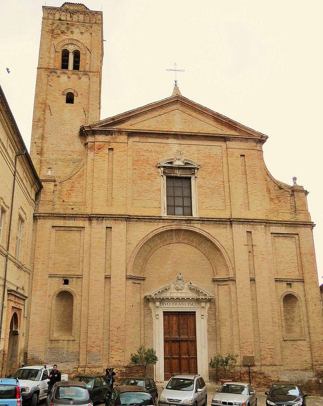 Fermo, Marche. Italy- St Francesco Church-Photo by Gianni Del Bufalo (CC BY-NC-SA 2.0)इटली  意大利 Italujo イタリア Италия איטאליע إيطاليا
