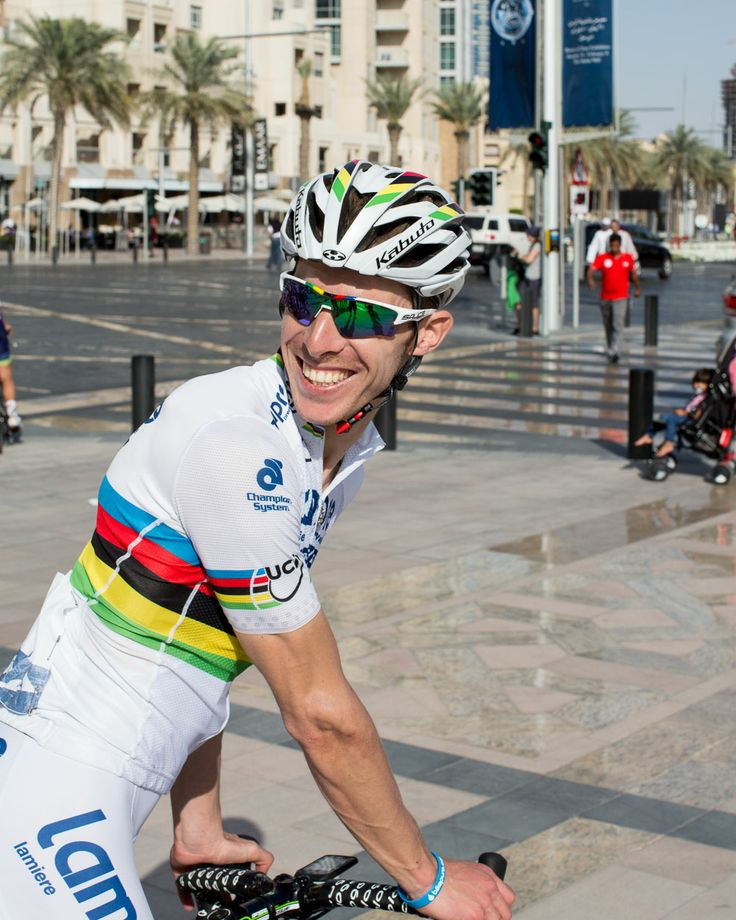 Dubai Tour: Stage 04 - Rui Costa