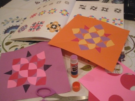 MathART Projects and Activities Grades 3-5