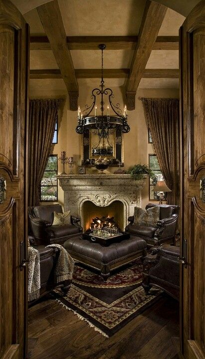 Old world decor for the home pinterest for Old world home decor