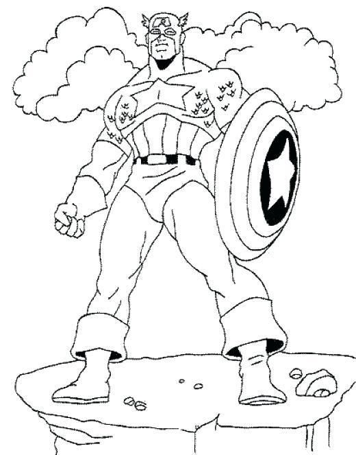 Guardians Of The Galaxy Coloring Pages Superhero Coloring Pages Superhero Coloring Captain America Coloring Pages