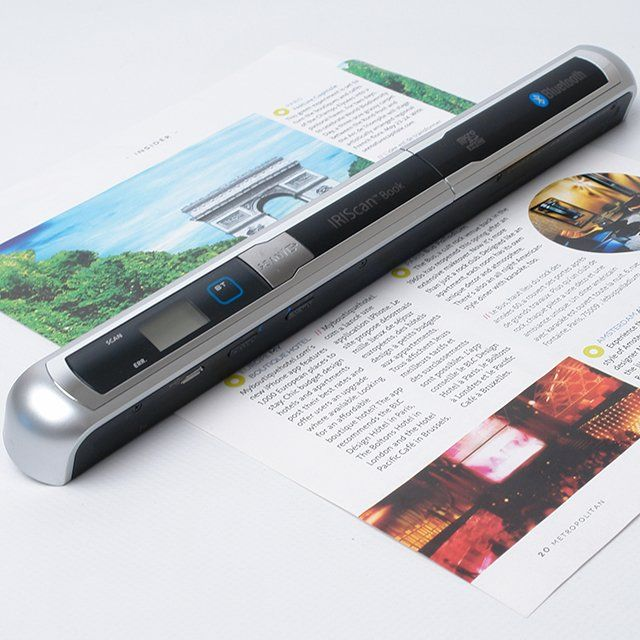 Fancy - Book Scanner by IRIScan
