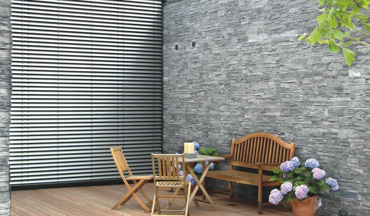 verblender wohnzimmer beispiele:Steinwand – Verblender ...