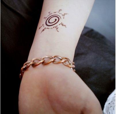 tatuaje del sello de maldicion de sasuke - Buscar con Google
