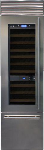 De nieuwe SMEG wijn koelkast WF366LDXE