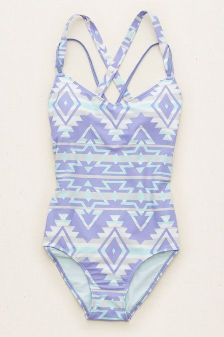 Happily single? Suit yourself! Shop the Aerie One-Piece Swimsuit from Aerie for American Eagle. Check out the entire Aerie for American Eagle website to find the best items to pair with the Aerie One-Piece Swimsuit.