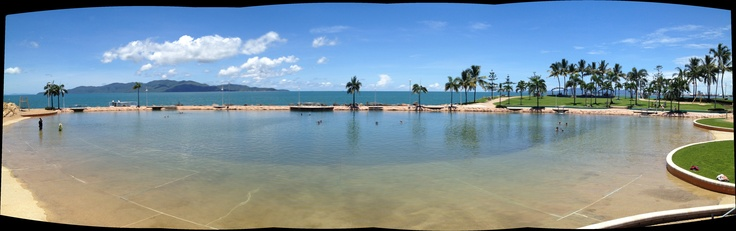 Rockpool - The Strand, Townsville QLD  ...a must see and swim!