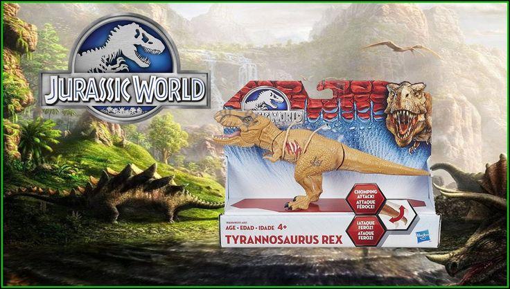 Jurassic World Tyrannosaurus Rex