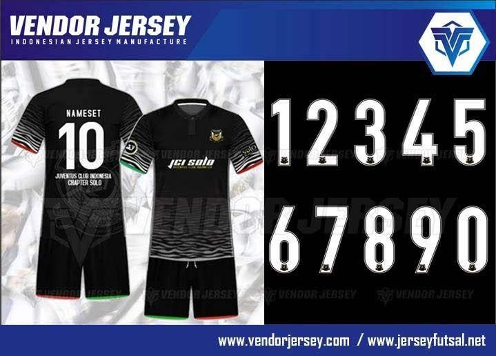 Desain Baju Futsal Terkeren