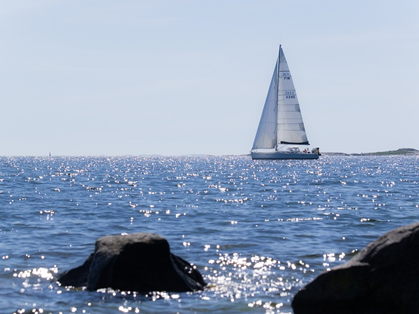 Every day is an adventure in Finnish waters. Navigation is key to great trip. #Finland #archipelago