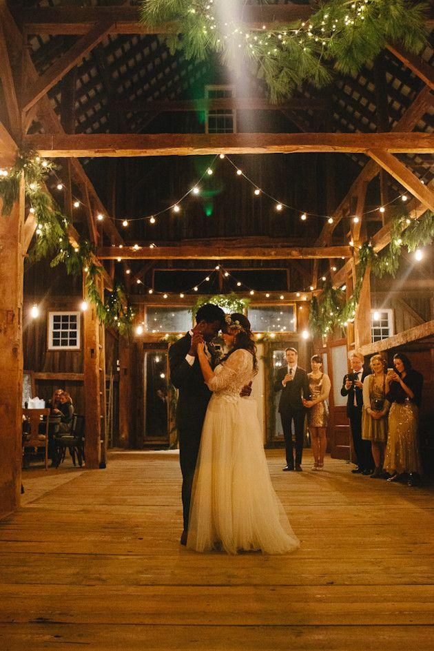 Fairylit Barn Wedding | Kasey Ivan Photography | Mackey Photo | Bridal Musings Wedding Blog