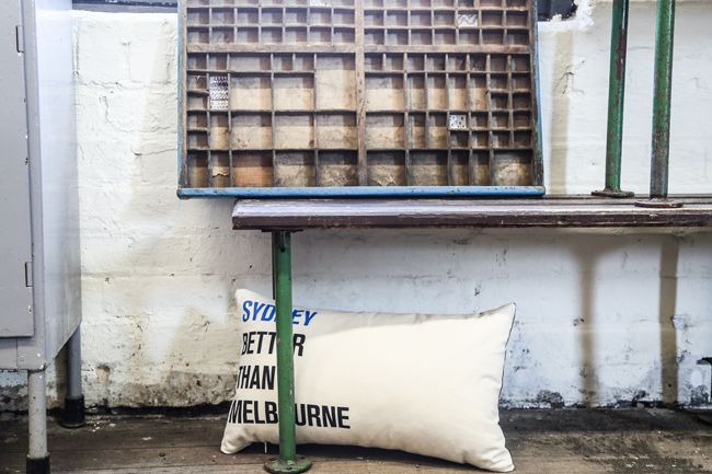 iconic cushion - choice