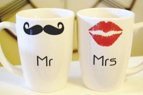 coffee cups.  I love these.