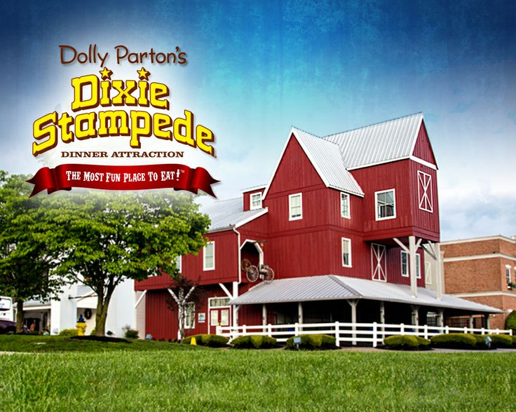 Pigeon Forge Tn Dolly Parton S Dixie Stampede 174 Dinner