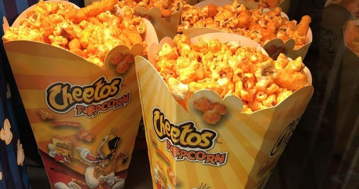 Cheetos Popcorn Is Coming Soon to a Theater Near You -- Regal Cinemas has announced the introduction of Cheetos flavored Popcorn just in time for the theatrical release of Star Wars: The Last Jedi. -- http://movieweb.com/cheetos-flavored-popcorn-regal-cinemas/