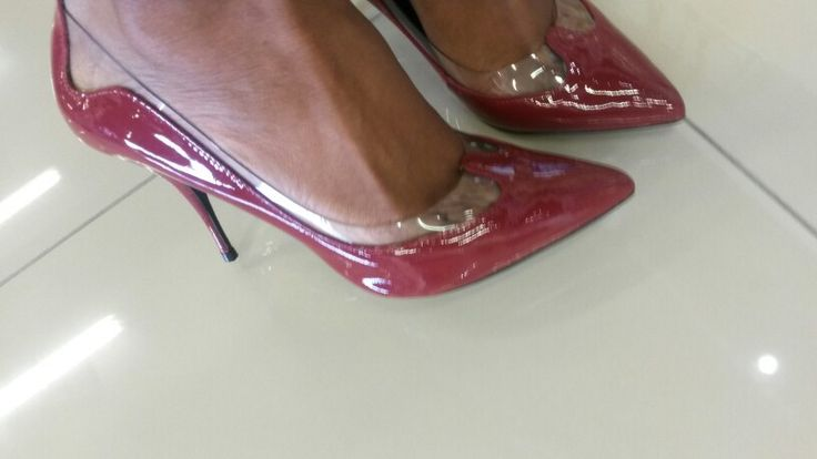 Winered shoes