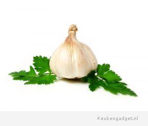 Het fruiten van knoflook, de juiste manier - Keukengadget.nl