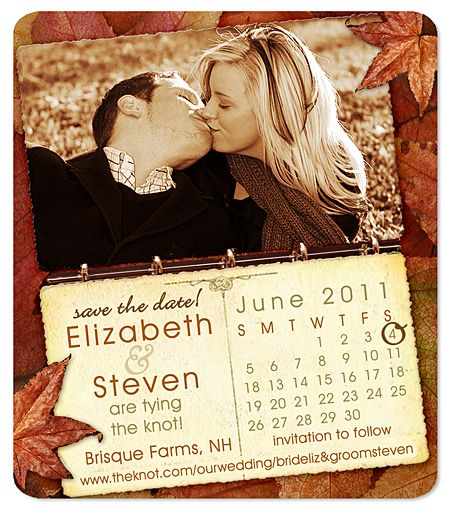 Save the Date Wedding Invites - Love the idea of doing a calendar on the save the date for the destination wedding