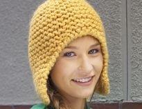 128 модных моделей  шапок для вязания спицами. Бесплатные схемы вязания шапок спицами с подробным описанием.