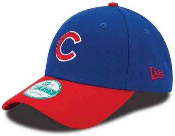 New Era MLB League 2 Tone 9Forty Chicago Cubs Team Men's Hat, 10963148