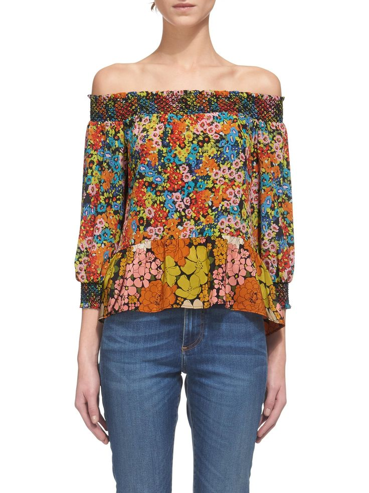 Buy your Whistles Tangerine Print Silk Mila Top online now at House of Fraser. Why not Buy and Collect in-store?