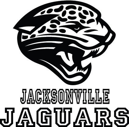 jacksonville jaguars football logo name custom by vinylgrafix more. Cars Review. Best American Auto & Cars Review