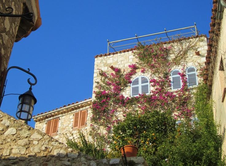 Eze, Cote D'Azur, France  more info about the town http://arinacretu.tumblr.com/tagged/eze