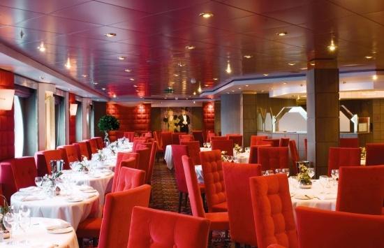 MSC Musica - Le Maxim's Restaurant