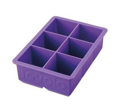 Silicone Large Ice Cubes Tray
