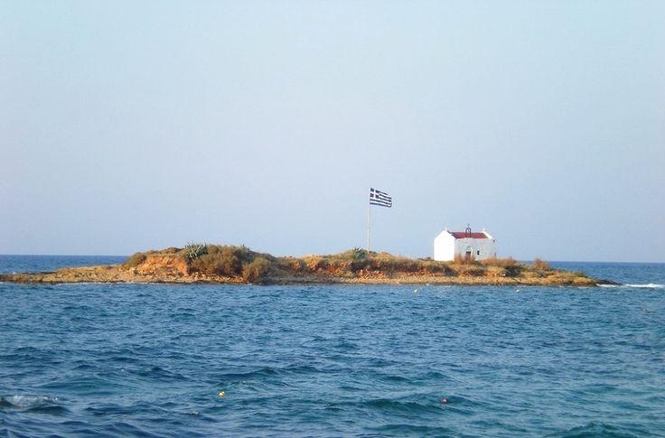 Au large de #Malia. #Grèce #Crète
