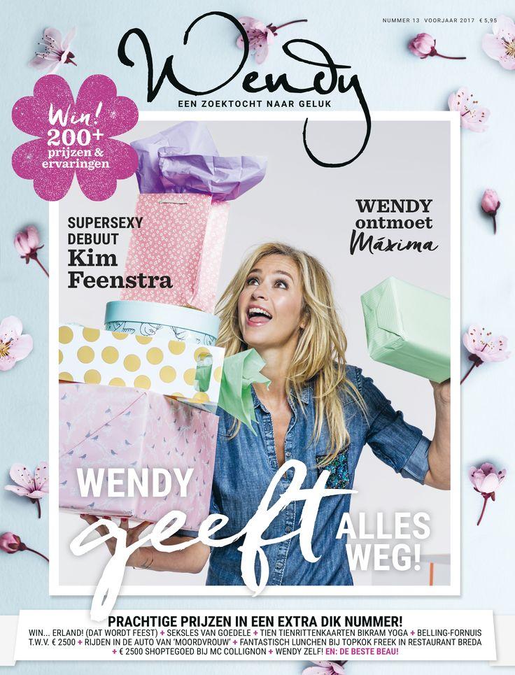 Wendy geeft alles weg!