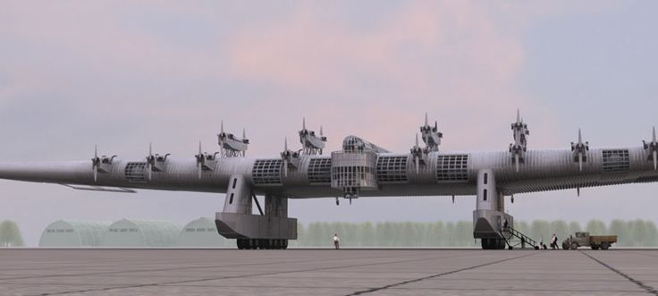 Seriously! The Kalinin K-7 bomber actually took to the air!!!! - http://www.warhistoryonline.com/military-vehicle-news/seriously-the-kalinin-k-7-bomber-actually-took-to-the-air.html