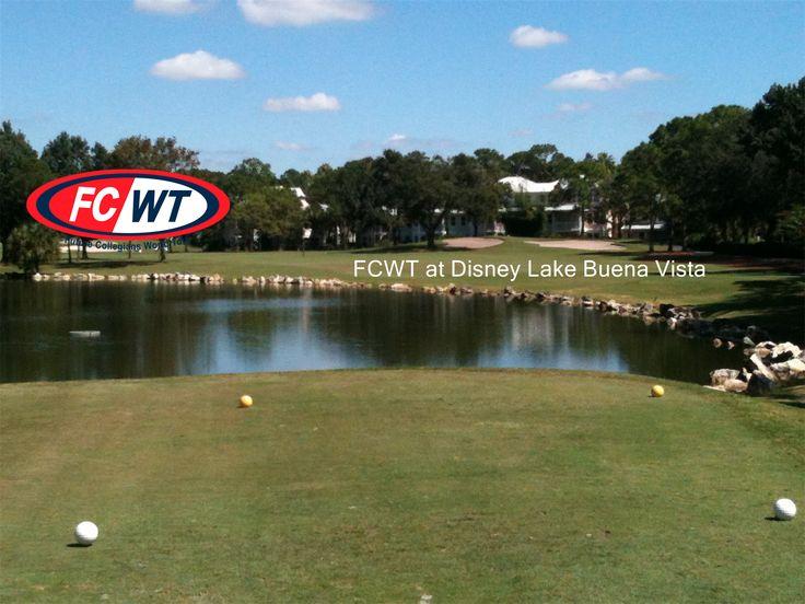 FCWT junior golf tournament at Disney's Lake Buena Vista, October 31- November 1, 2015