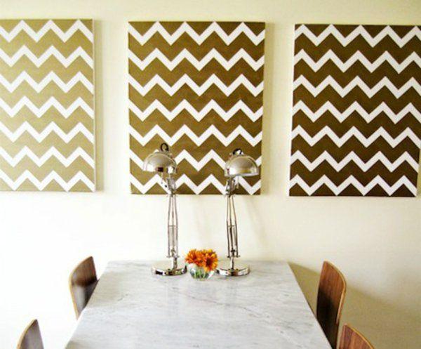ber ideen zu leinwand selber gestalten auf pinterest selbstgemachte leinwandkunst. Black Bedroom Furniture Sets. Home Design Ideas