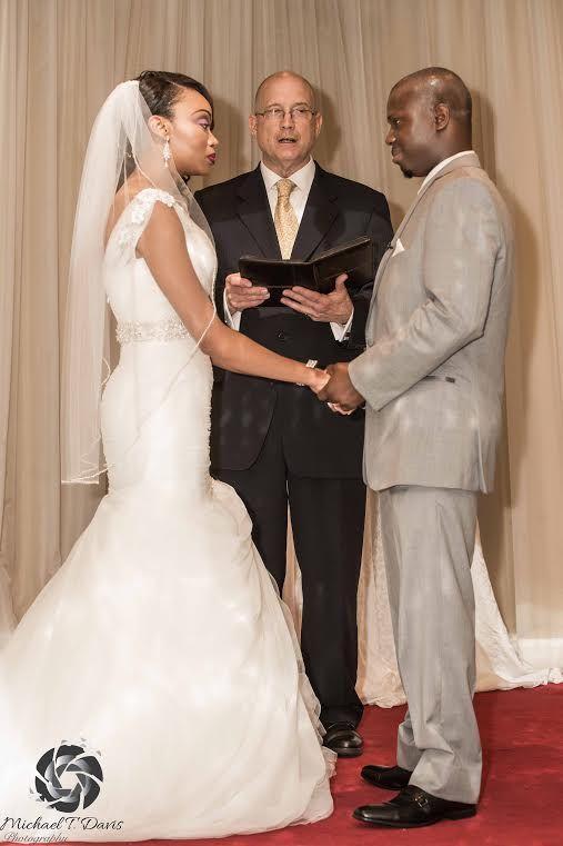 Yusuf and Siera, African American Christian and Nigerian Muslim wedding.  08/06/16