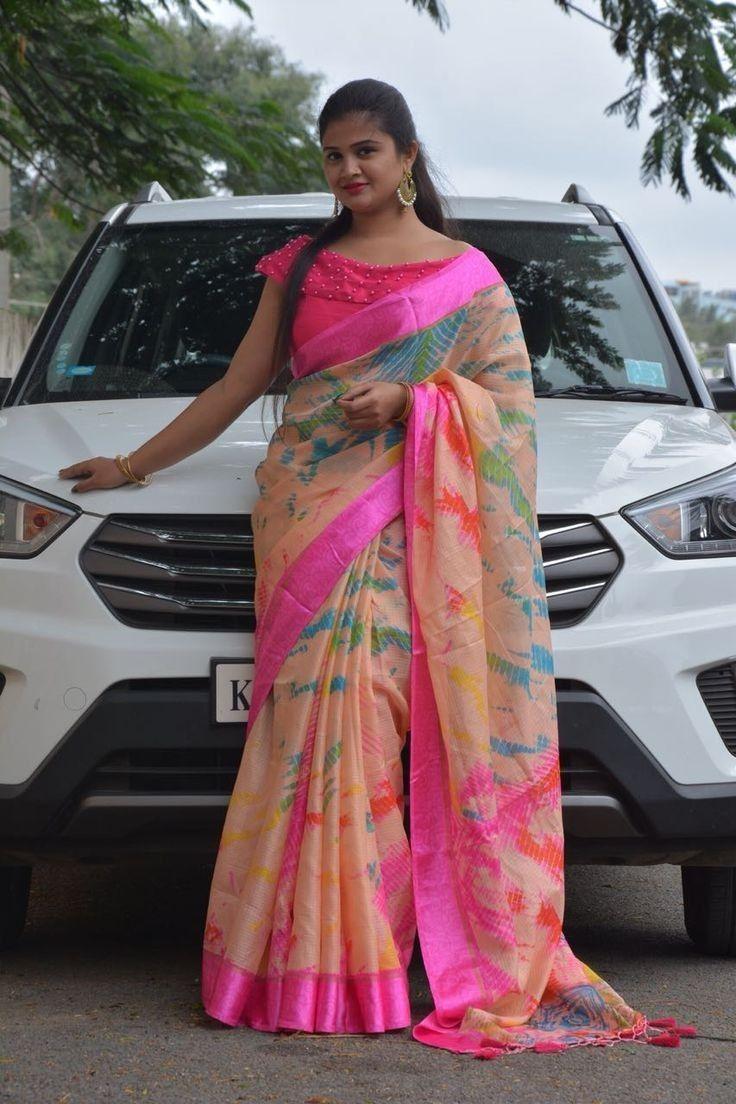 7c0d69c57fd9b Pin by Reeya on sarees in 2019
