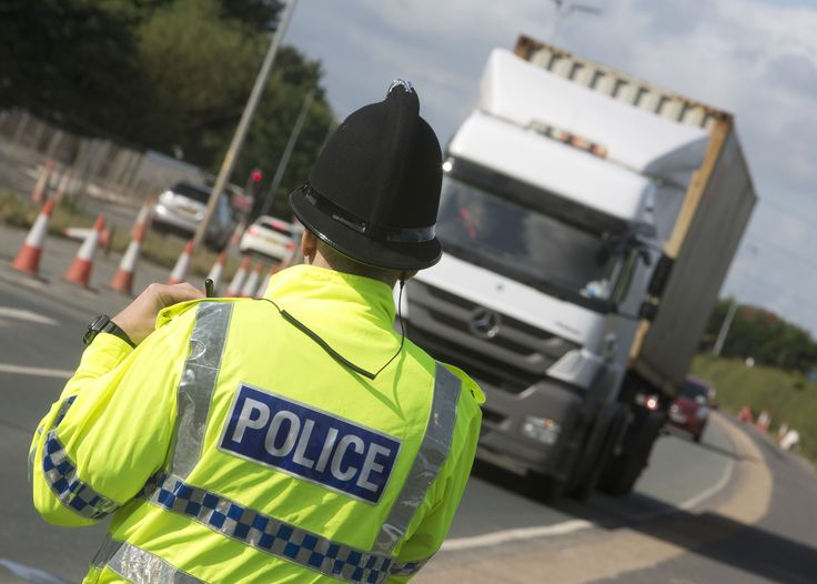 Officers examined 50 vehicles as part of a crackdown on illegal motorists and those suspected of being involved in metal theft.   Operation Alloy took place on Thursday 9 July 2015 on Liverpool Road, Irlam and divisional officers were joined by HMRC, DVSA, Trading Standards and specialist GMP resources including ANPR Intercept staff. www.gmp.police.uk