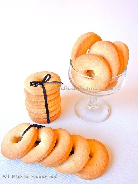 Biscotti alla panna(vegetale)senza uova