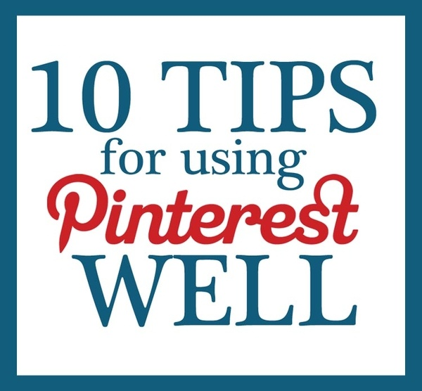Useful tips on using Pinterest. lauradcampbell