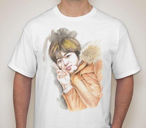 T-Shirt INFINITE DTG