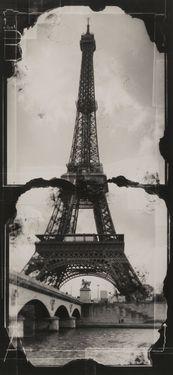 "Saatchi Online Artist Vincent Serbin; Photography, ""Tour Eiffel"" #art"