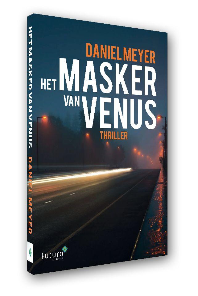 """Mooie recensie van de thriller 'Het masker van Venus' van Daniel Meyer door recensent Marc-Jan van Dam: """"Het verhaal zit echter vol met spanning en er gebeurd altijd wel iets. Het einde van het boek sloeg bij mij in als een bom. Ik had mij al helemaal ingesteld op een bepaald einde en in het laatste hoofdstuk werd dat idee helemaal onderuit gehaald. Mijn complimenten voor de schrijver. Ik zou dit boek zeker aanraden."""" #hetmaskervanvenus #danielmeyer #futurouitgevers"""