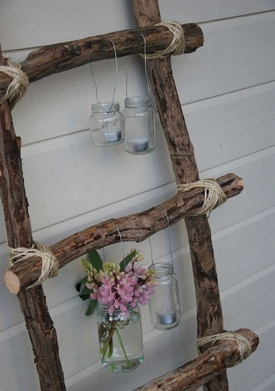 schones 15 diy projekte mit holz eingebung abbild und eebdeebdbceb ideas candles shabby chic bathrooms